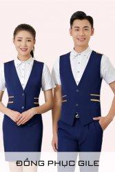 Đồng phục áo Gile