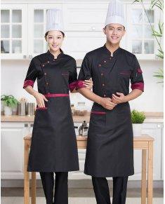 Đồng phục bếp mẫu 01
