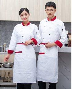 Đồng phục bếp mẫu 06