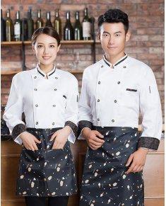 Đồng phục bếp mẫu 03