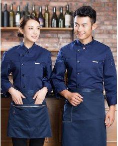 Đồng phục bếp mẫu 04
